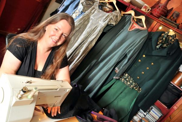 Business booming for Winsford period costume maker  sc 1 st  Winsford Guardian & Business booming for Winsford period costume maker | Winsford Guardian