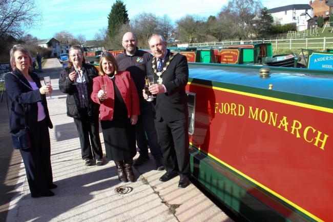 Middlewich business awarded for 'excellent' service