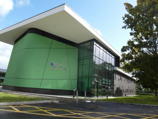 Mid Cheshire College's Centre of Creative Arts and Sport is hosting a careers fair on November 26
