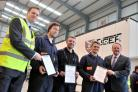 Tiger Trailers, a commercial vehicle and body and trailer manufacturer, launched its apprentice scheme in October 2014