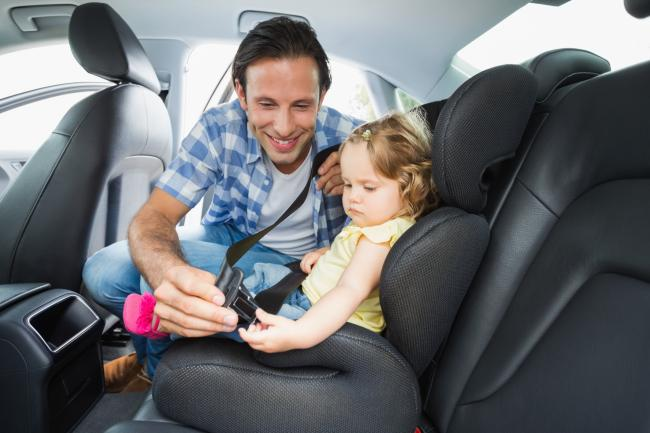Booster seat 'ban' - Everything you need to know about child safety seat law changes