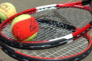Winsford Tennis Club's newly-formed men's D team recorded a first victory in the South and Mid Cheshire Tennis League on Thursday