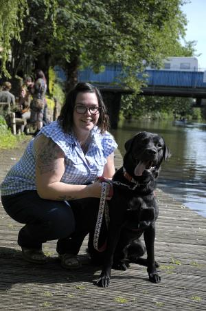 Winsford Guardian: A dog walker is desperately trying to find a Good Samaritan cyclist who saved her pet Labrador. Click here to read more