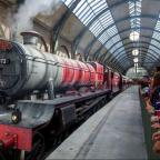 Winsford Guardian: The Wizarding World of Harry Potter - Hogwarts Express at Universal Orlando Resort.