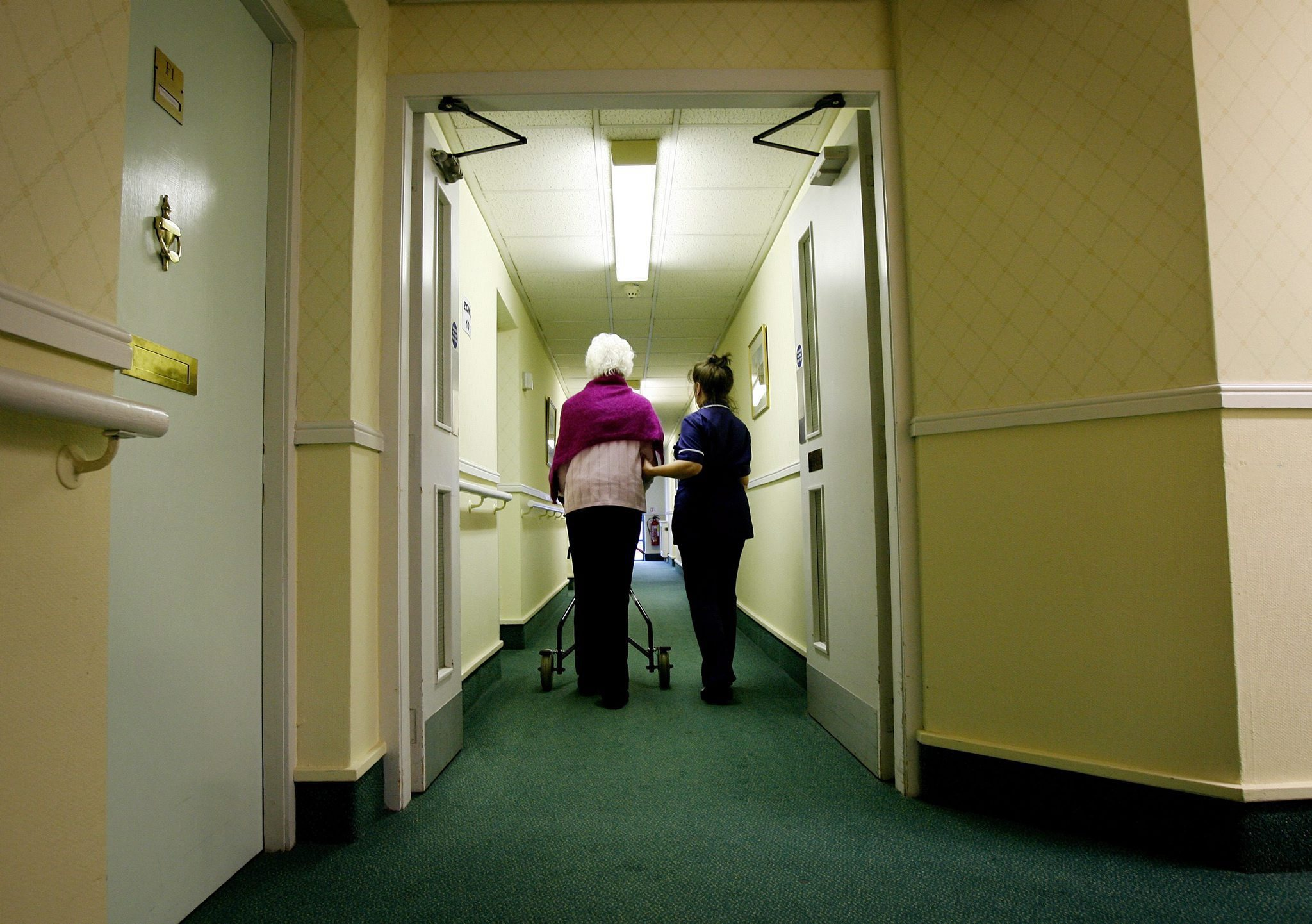 CQC have stated that the care provider 'requires improvement' following a recent inspection