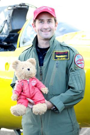 Winsford Guardian: Parents pay tribute to pilot who was killed in plane crash at CarFest event. Click here to read more