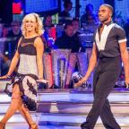Winsford Guardian: Ore Oduba posts adorable message about Joanne Clifton as she leaves Strictly