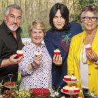 Winsford Guardian: Bake Off team take a break from filming as tent temperatures reach boiling point