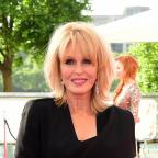 Winsford Guardian: Joanna Lumley urges people to 'look out for widows' as she backs charity drive