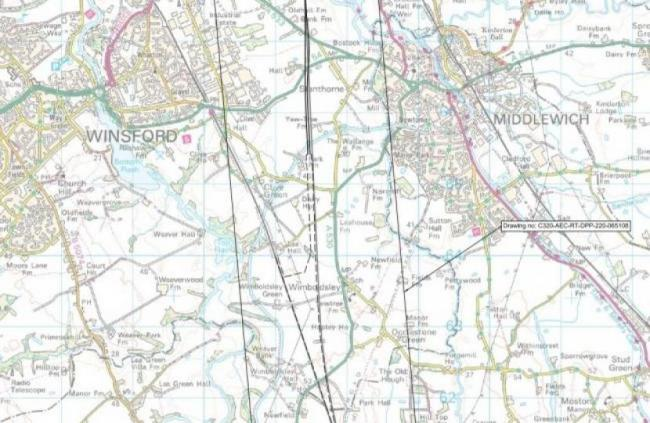 Confirmed HS2 route is 'devastating' for Wimboldsley