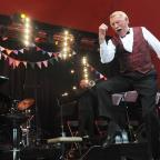 Winsford Guardian: Sir Bruce Forsyth performing on the Avalon stage at the Glastonbury 2013 Festival (Anthony Devlin/PA Wire/PA Images)