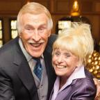 Winsford Guardian: Sir Bruce Forsyth 'last of the truly great entertainers' – Dame Barbara Windsor (Dominic Lipinski/PA)