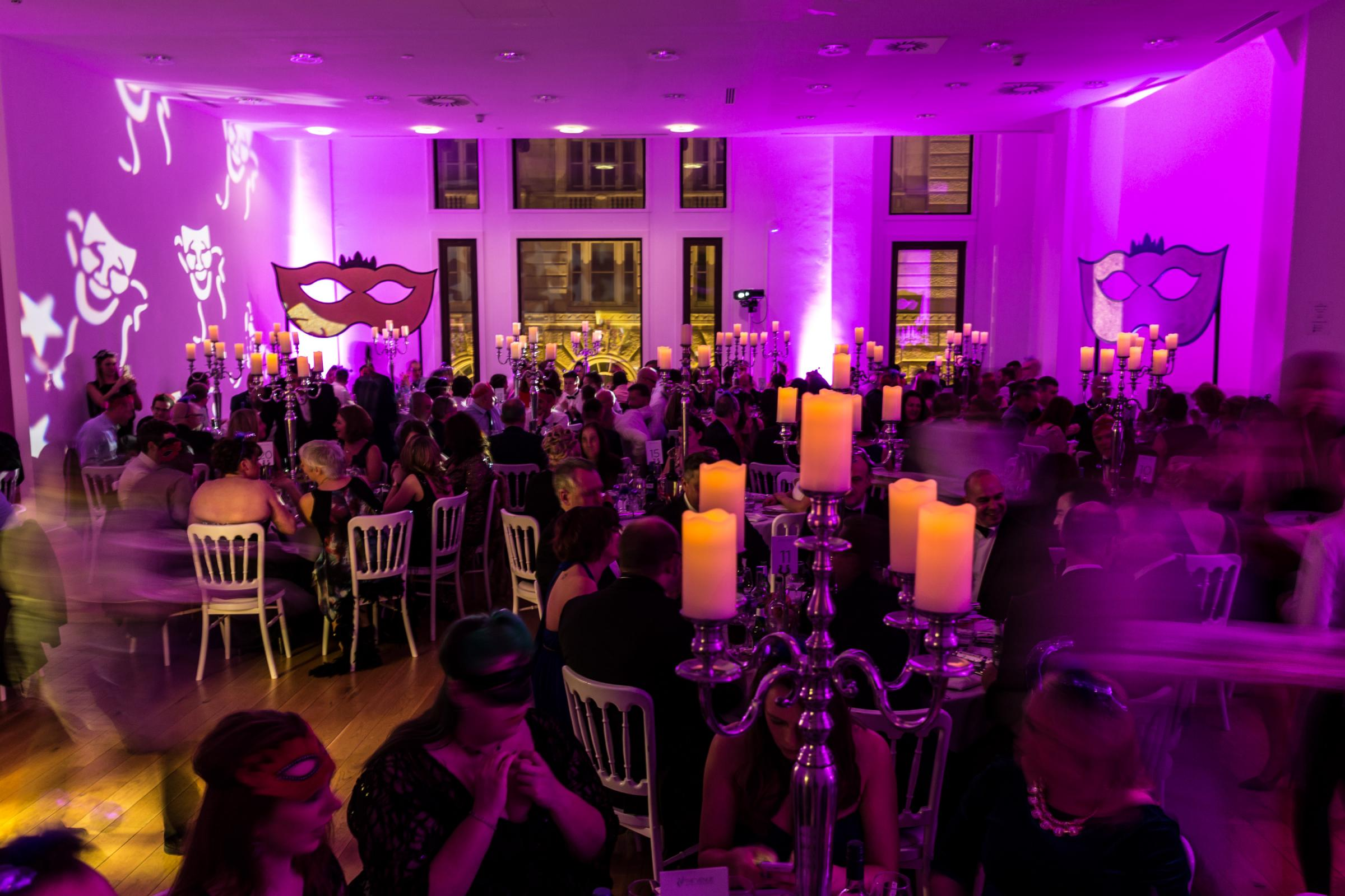 The Venue at The Royal Liver Building – Christmas Parties 2017