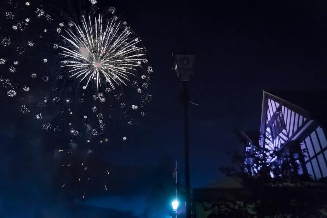 LETTER: Fireworks need to be restricted