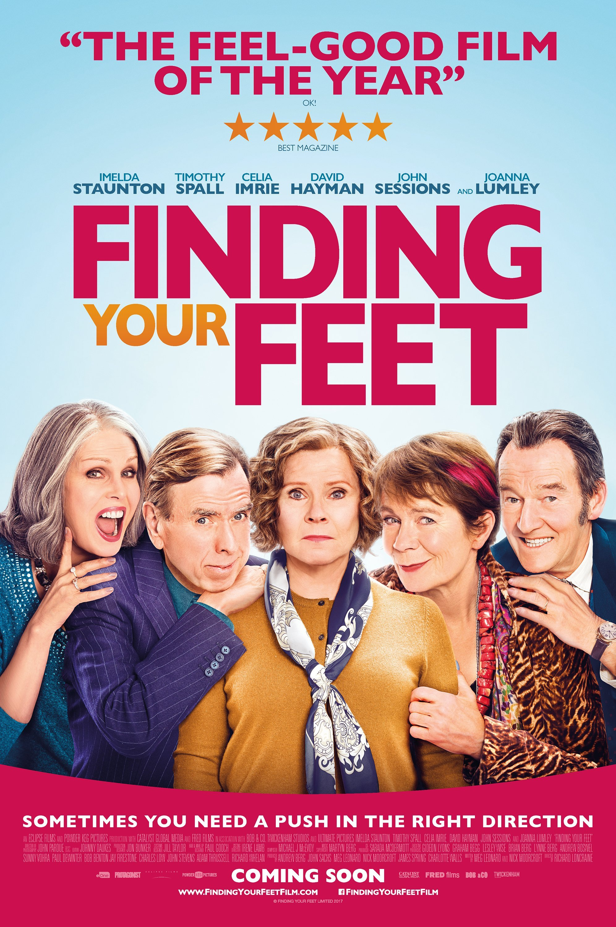 Film Screening: Finding your feet