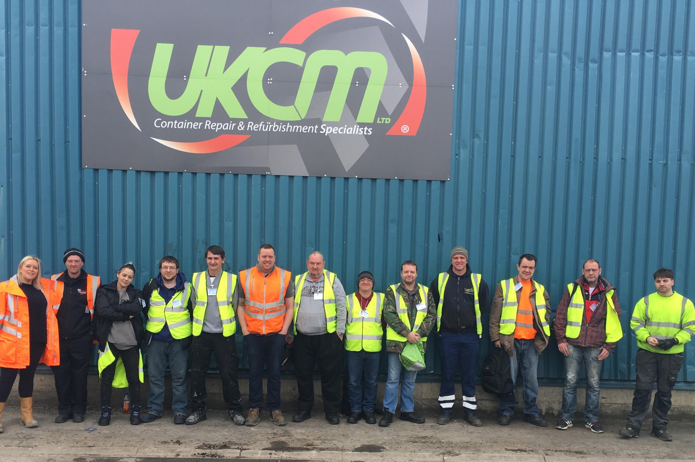 New partnership sparks welding course for unemployed