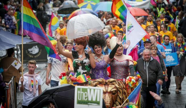 Tomorrow's Chester Pride is POSTPONED due to extreme and unsafe weather