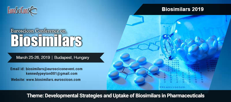 EuroSciCon Conference on Biosimilars 2019