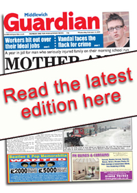 Middlewich Guardian e-edition