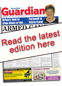 Knutsford Guardian e-edition