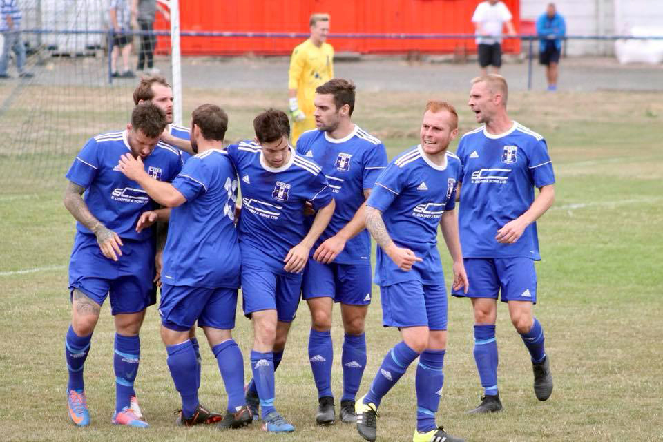 Winsford United take on Charnock Richard in the North West Counties League's Premier Division on Saturday. Picture: Amy Whitmore