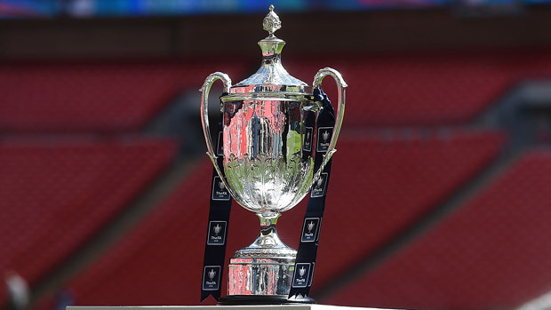 Winsford United travel to Sporting Khalsa, from the Midlands League Premier Division, for an FA Vase first-round tie next month