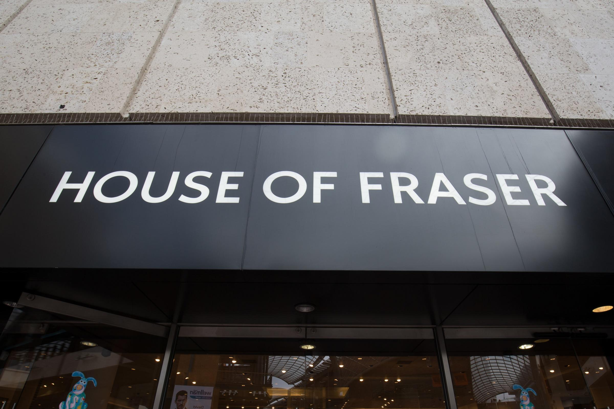 Plans to turn Altrincham's House of Fraser into flats