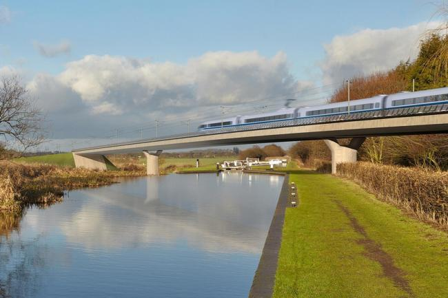 You will be able to ask questions to the HS2 team