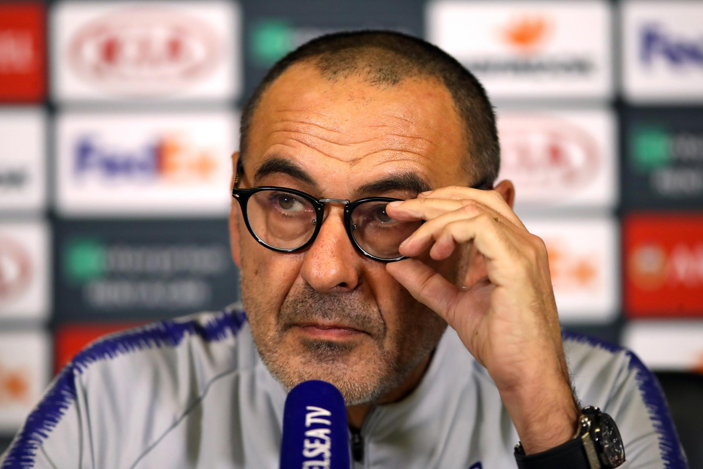 Maurizio Sarri forecast difficulties at Chelsea - they have just come later than he anticipated