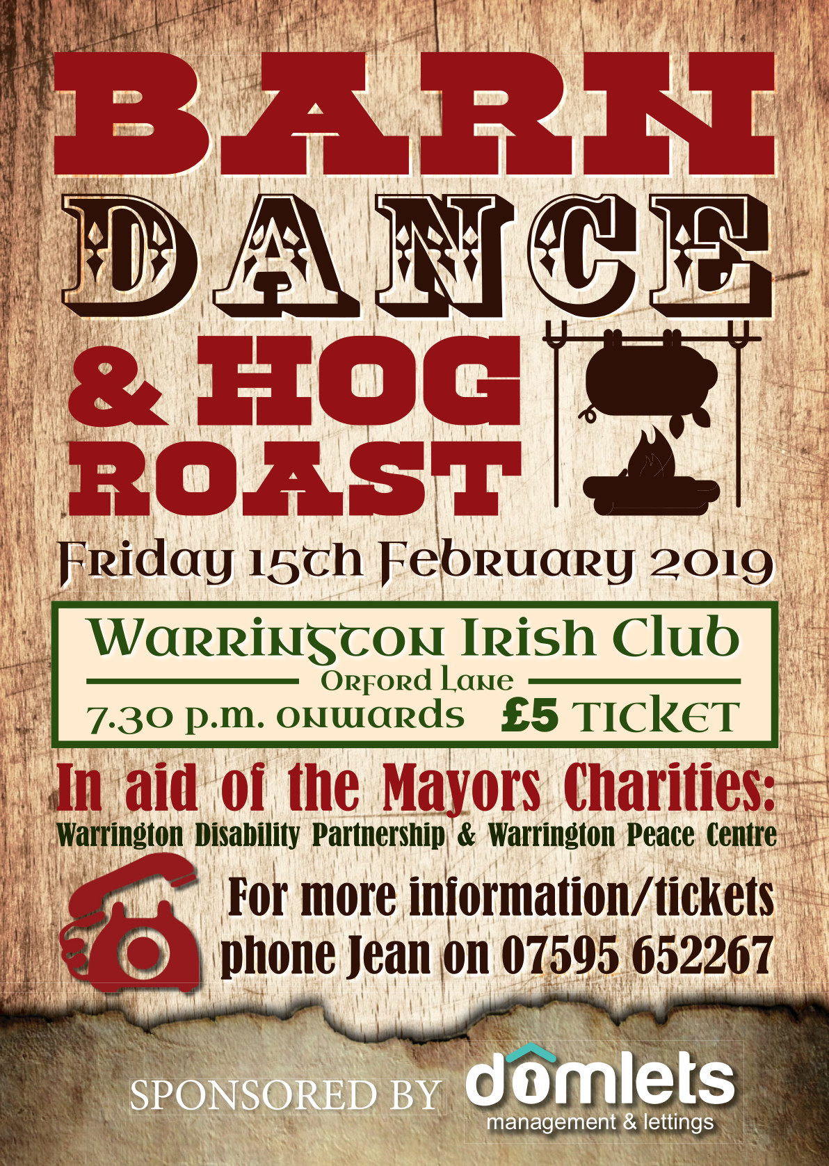 Barn Dance & Hog Roast