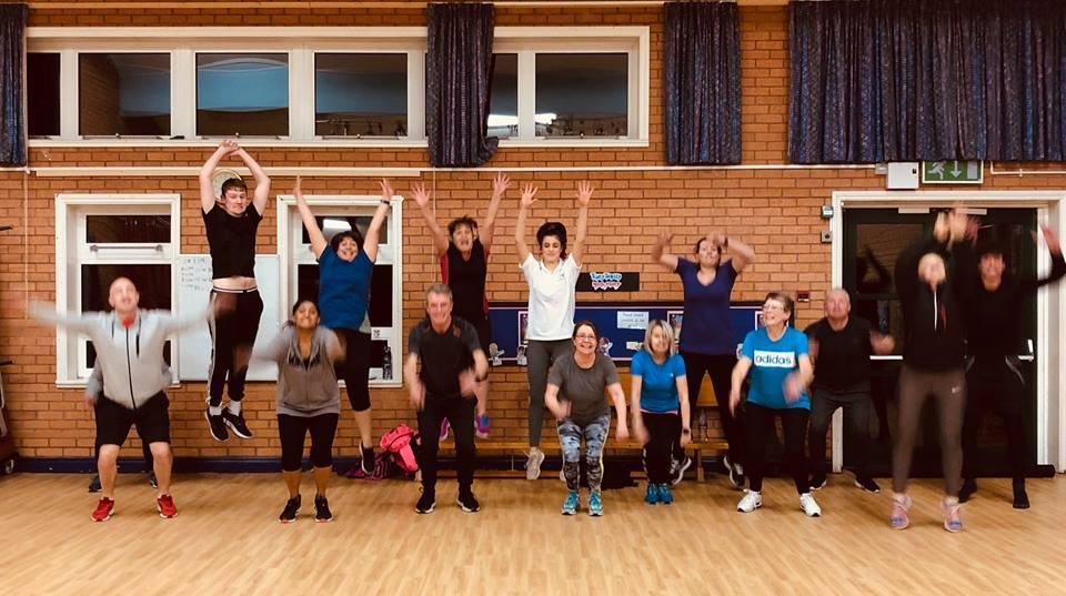 Fitclub at Oak View Academy in Winsford is helping families to improve their health and wellbeing