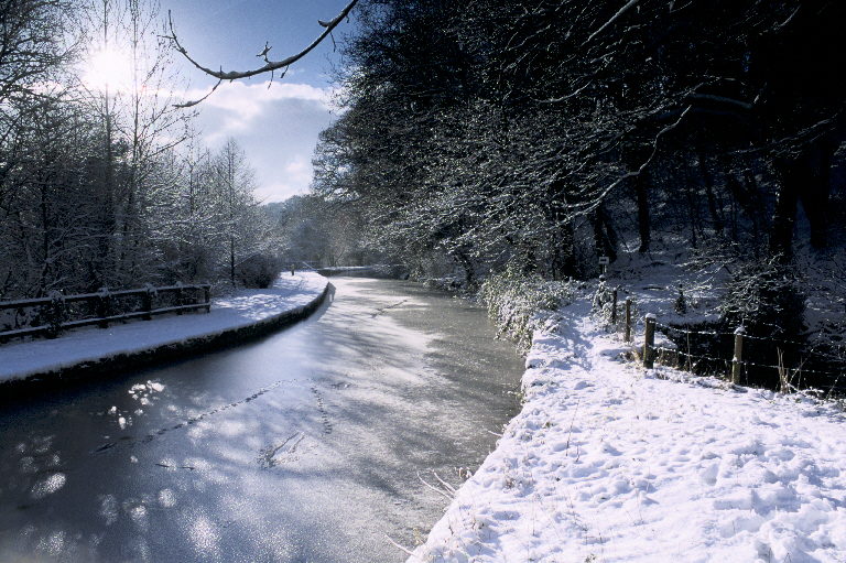 Residents warned to be careful on local towpaths