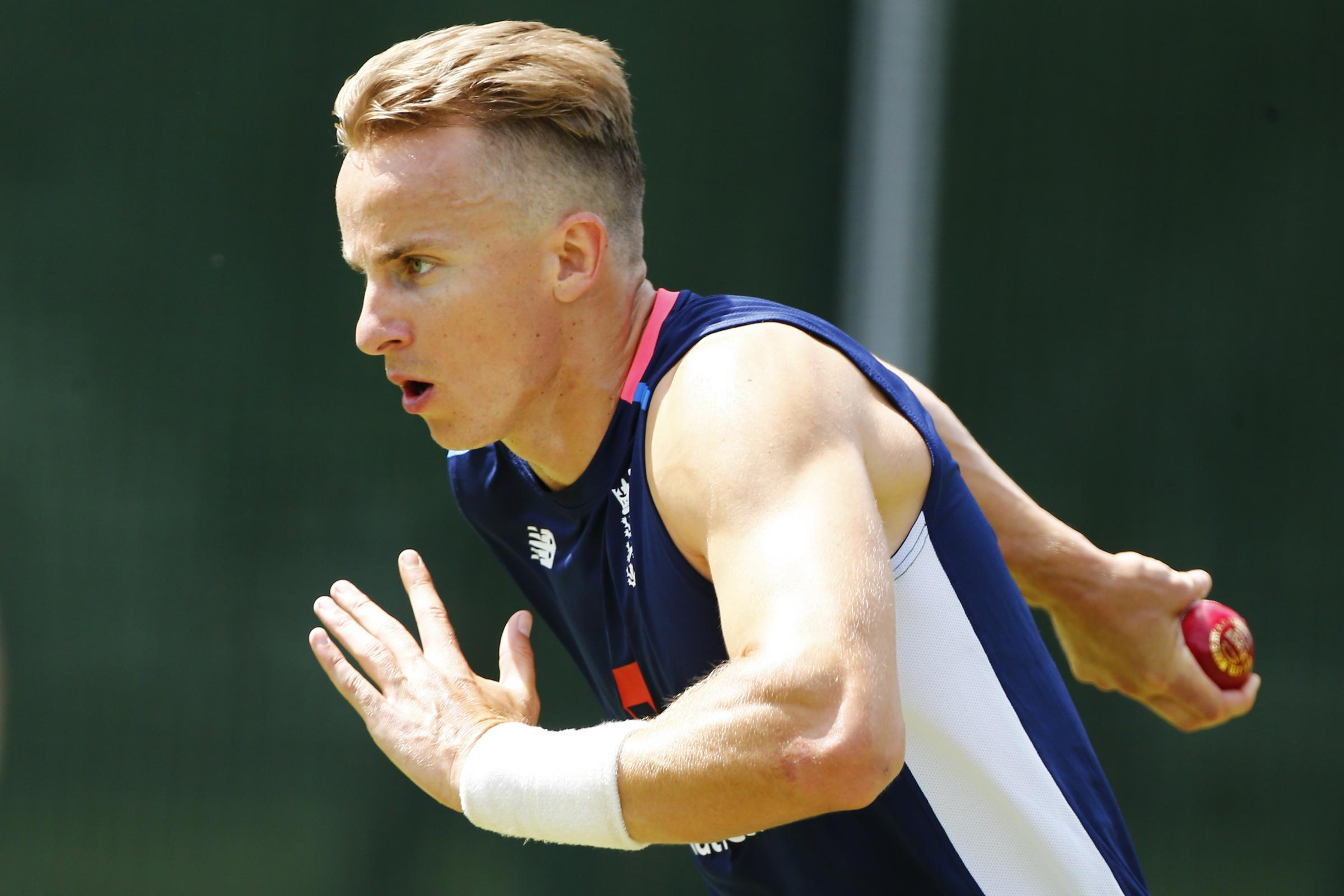 Tom Curran is not concerned by Archer's upcoming availability