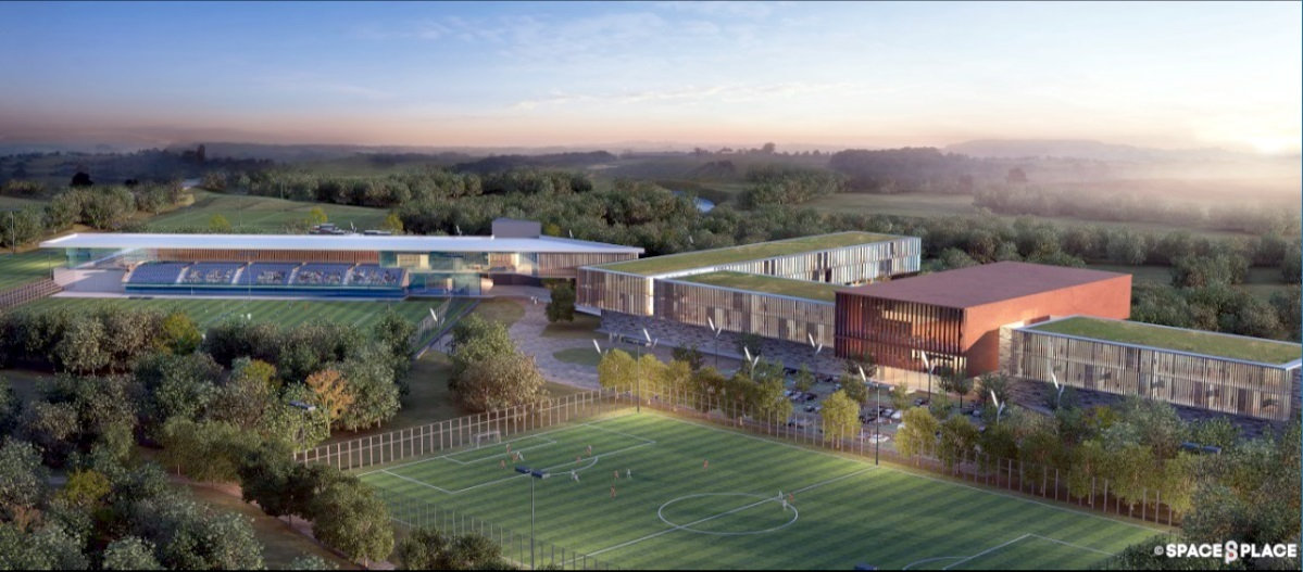 Cheshire FA last year unveiled Vision 20/20, a multi-million pound project to build a world-class football facility in mid Cheshire. Officials hope it is open in time for the UEFA Women's European Championship in 2021