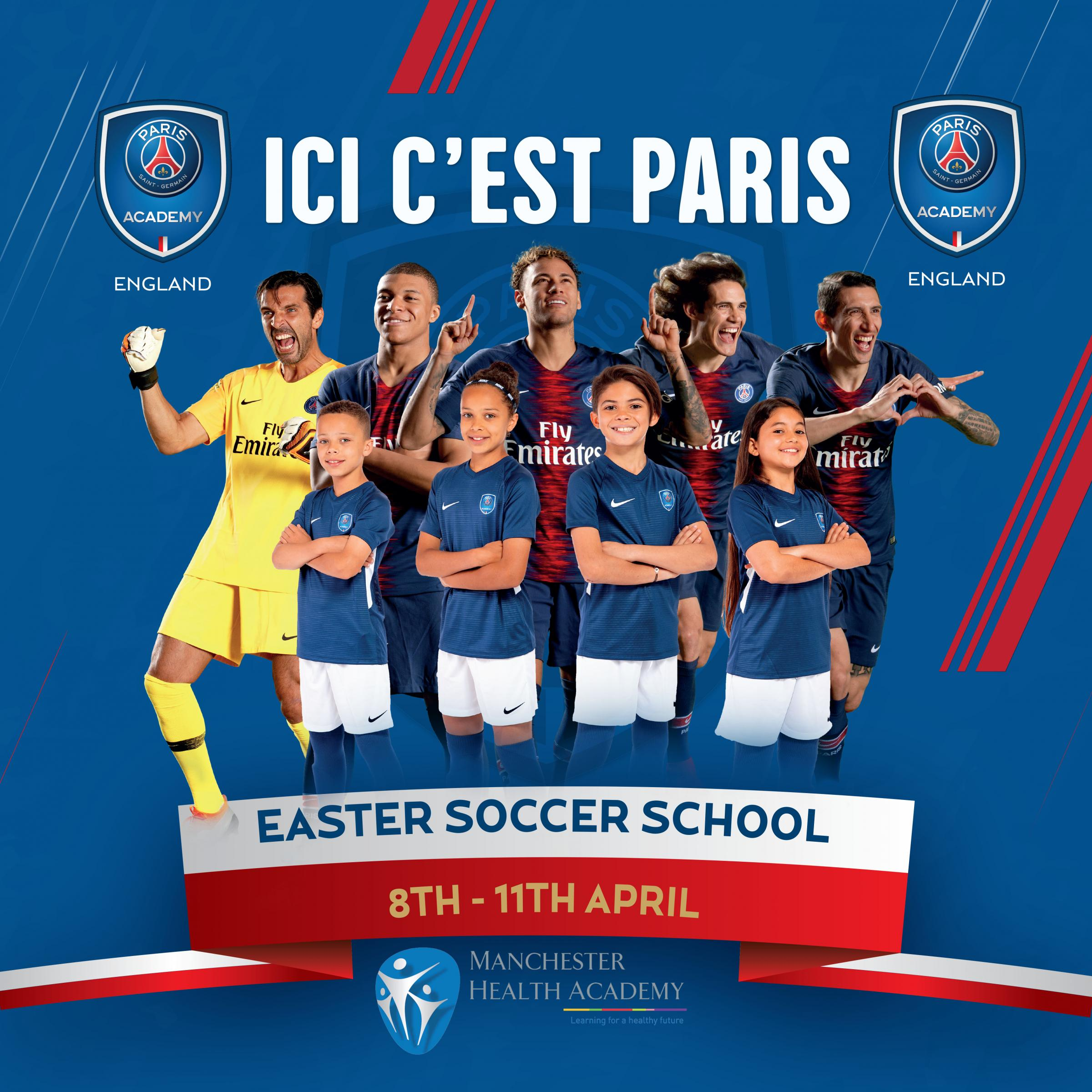 Paris Saint-Germain Soccer School
