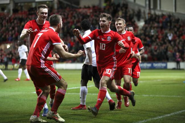 Wales v Trinidad and Tobago – International Friendly – Racecourse Ground