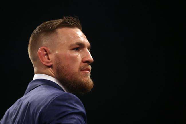 Conor McGregor has called time on his MMA career