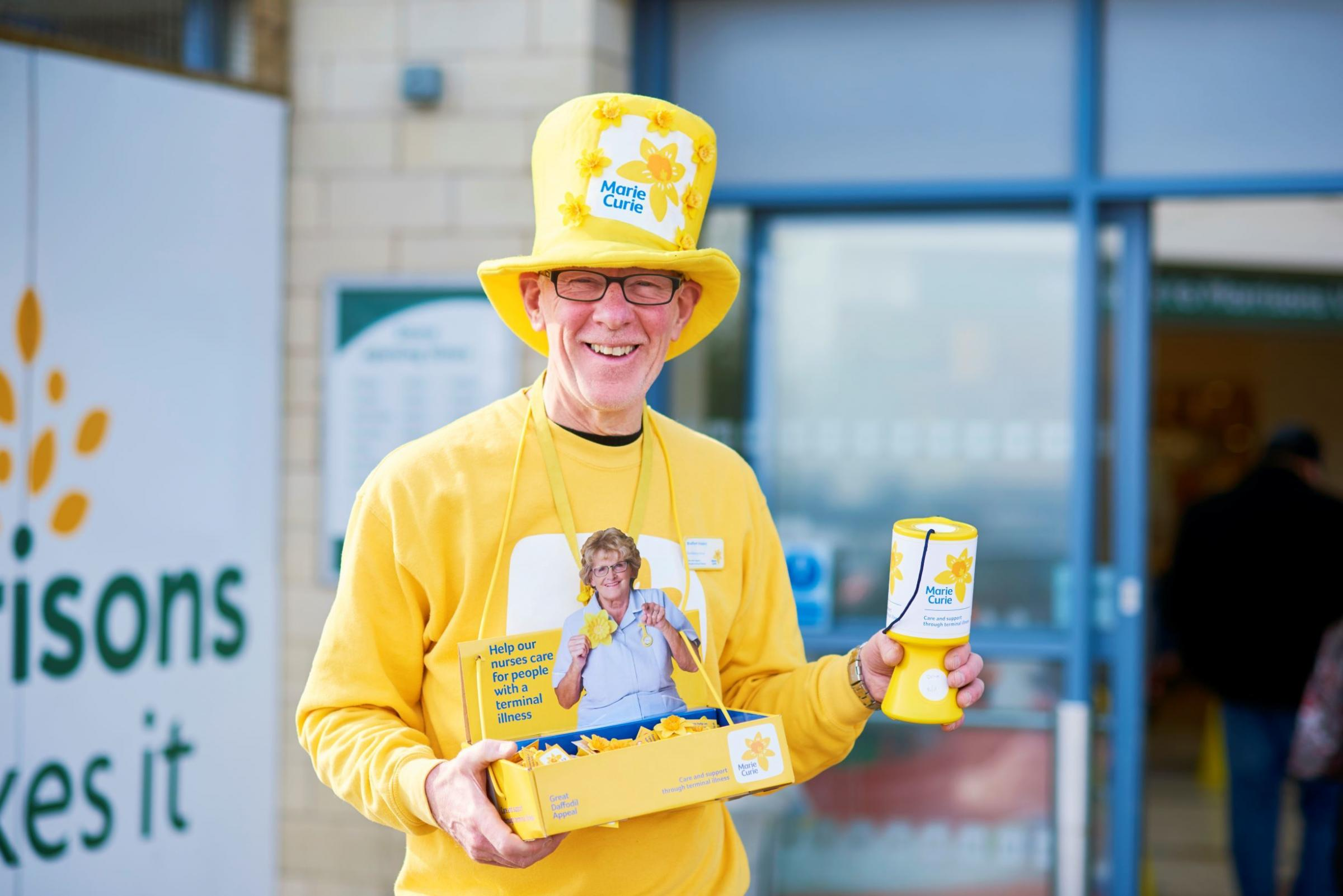 Collections held at Morrisons Winsford and Middlewich stores raised over £2,650