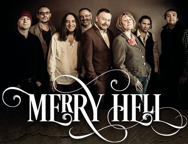 Merry Hell at Knutsford Music Festival