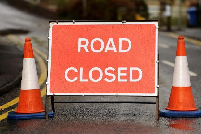 A number of roadworks will cause delays to residents