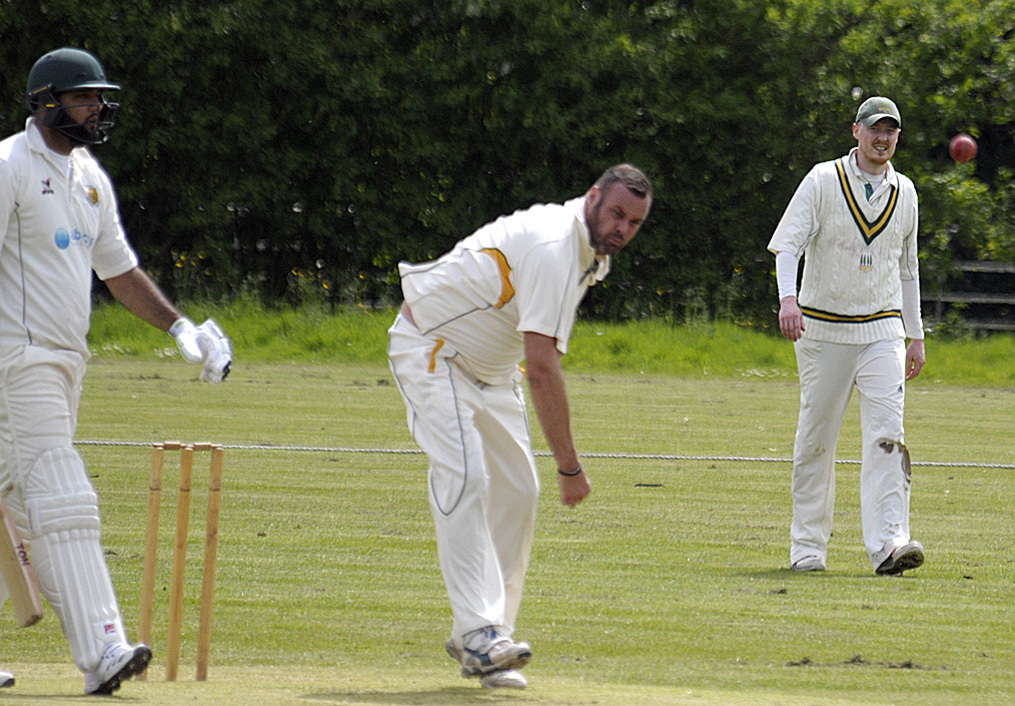 Matt Ryan took two wickets for Middlewich when they tried to stop hosts Winnington Park prevailing in a Cheshire League Division Two encounter last weekend