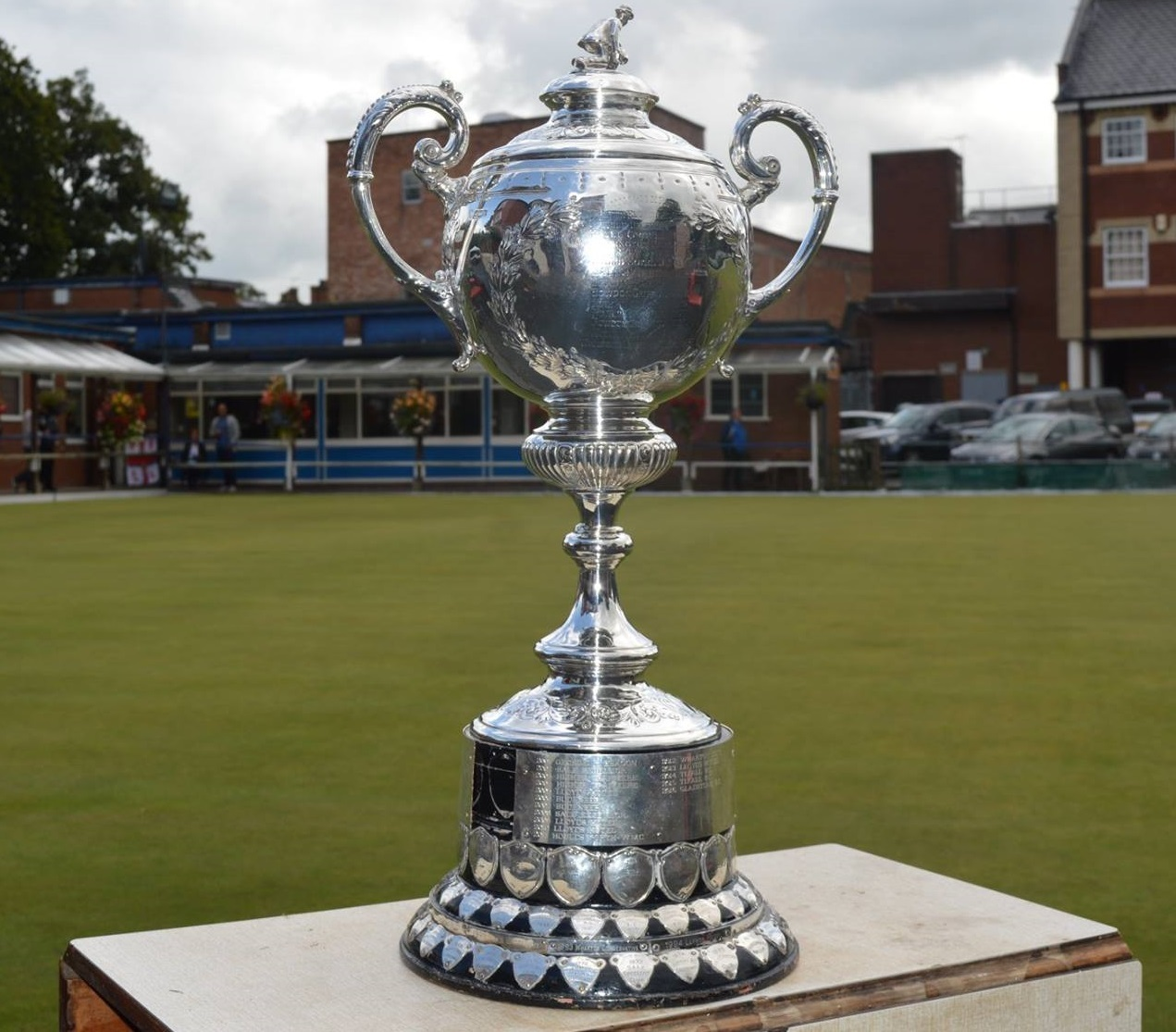 Wharton Cons were runners-up in last season's Cheshire County Bowling Association Brunner Cup final following a defeat to Tixall in the final. They hope to go one better in 2019