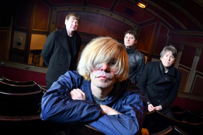 Tim Burgess is one of the most famous people from the area but would you describe his accent as 'Cheshire?'
