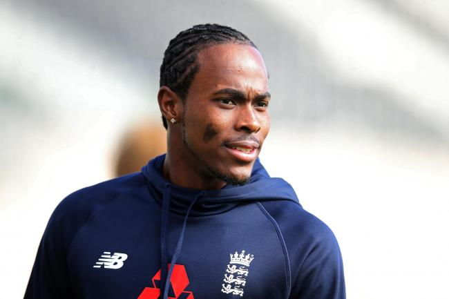 Jofra Archer is included in England's World Cup squad