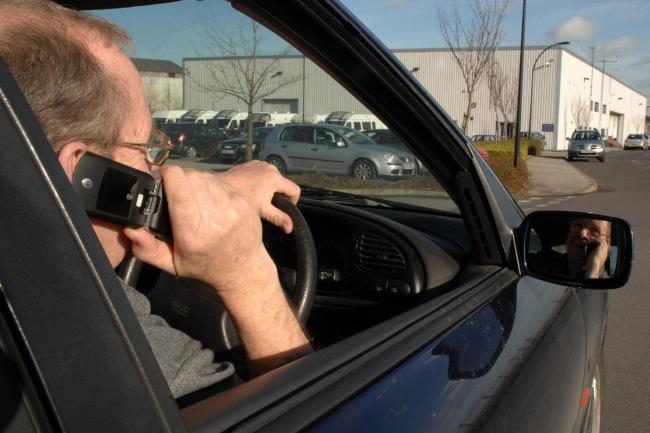 LETTER: Crush cars of mobile users